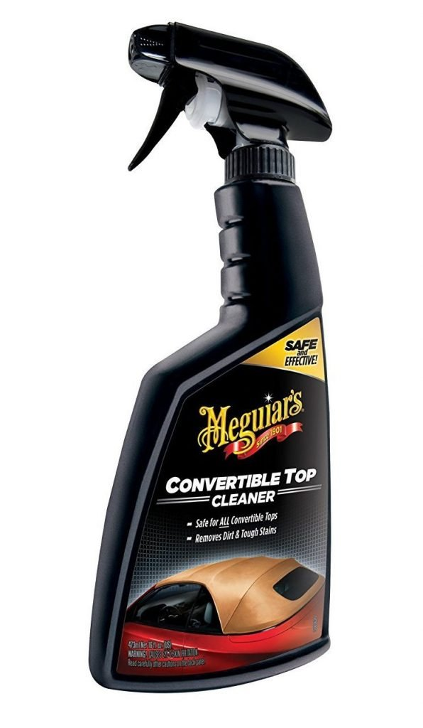 5 Best Convertible Roof Cleaner Conditioner Amp Protectors 2018