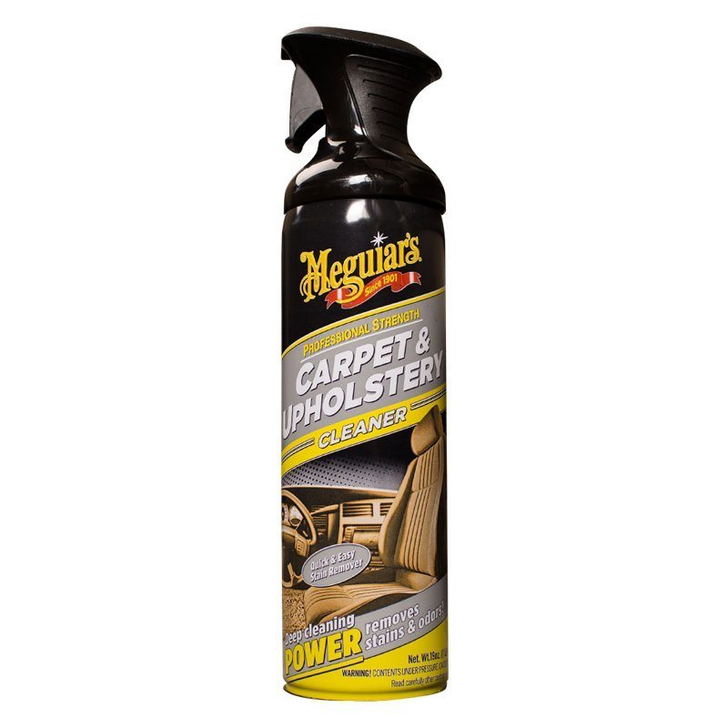 Meguiar's G9719 Upholstery Cleaner