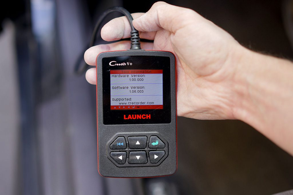 scan tool reader for autos