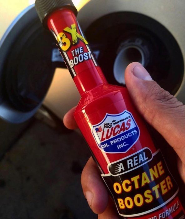Octane Booster Additive