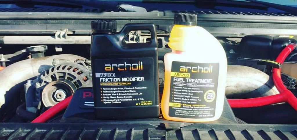Oil Additive For High Mileage