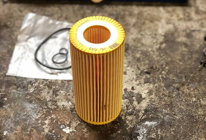 Oil Filter For Synthetic Oil