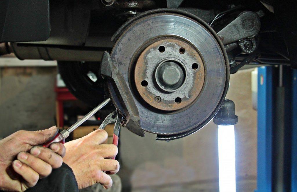 performance brake pads