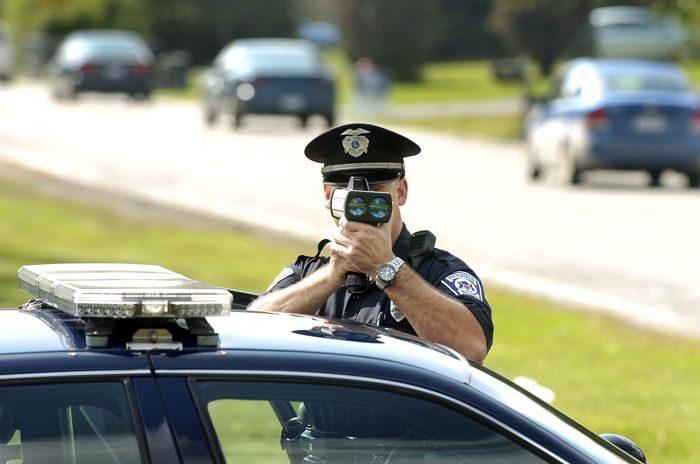 police lidar