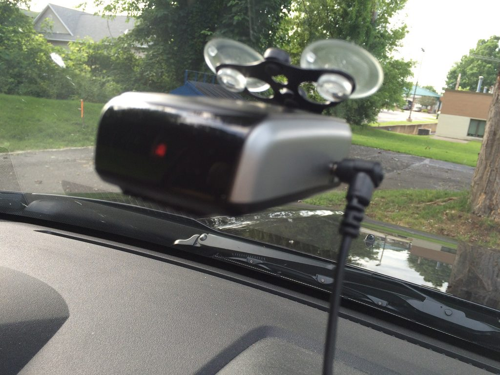 speed radar detectors