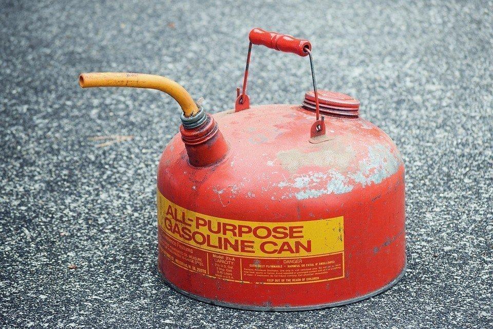 Portable Gas Can