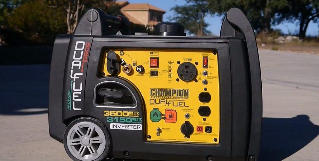 RV Generator