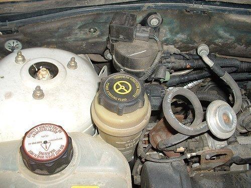 Power Steering Fluid Alternative