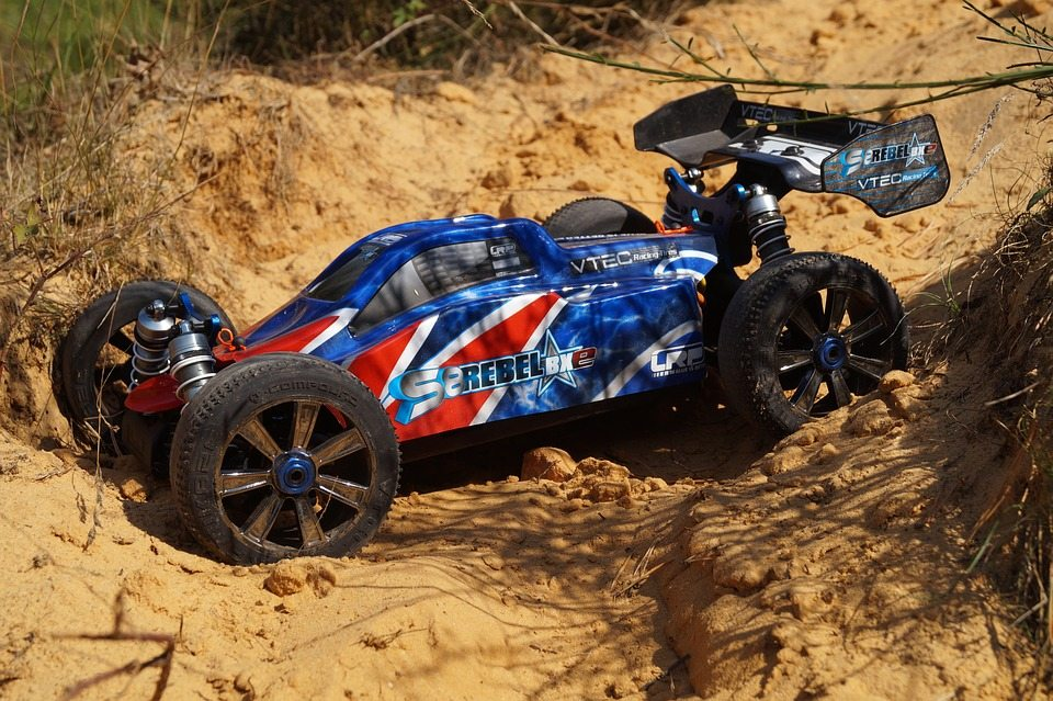 RC Car and Ride On Car