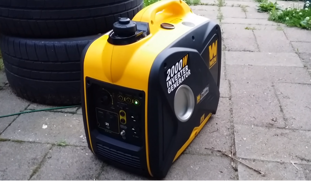 RV Generator For Camping
