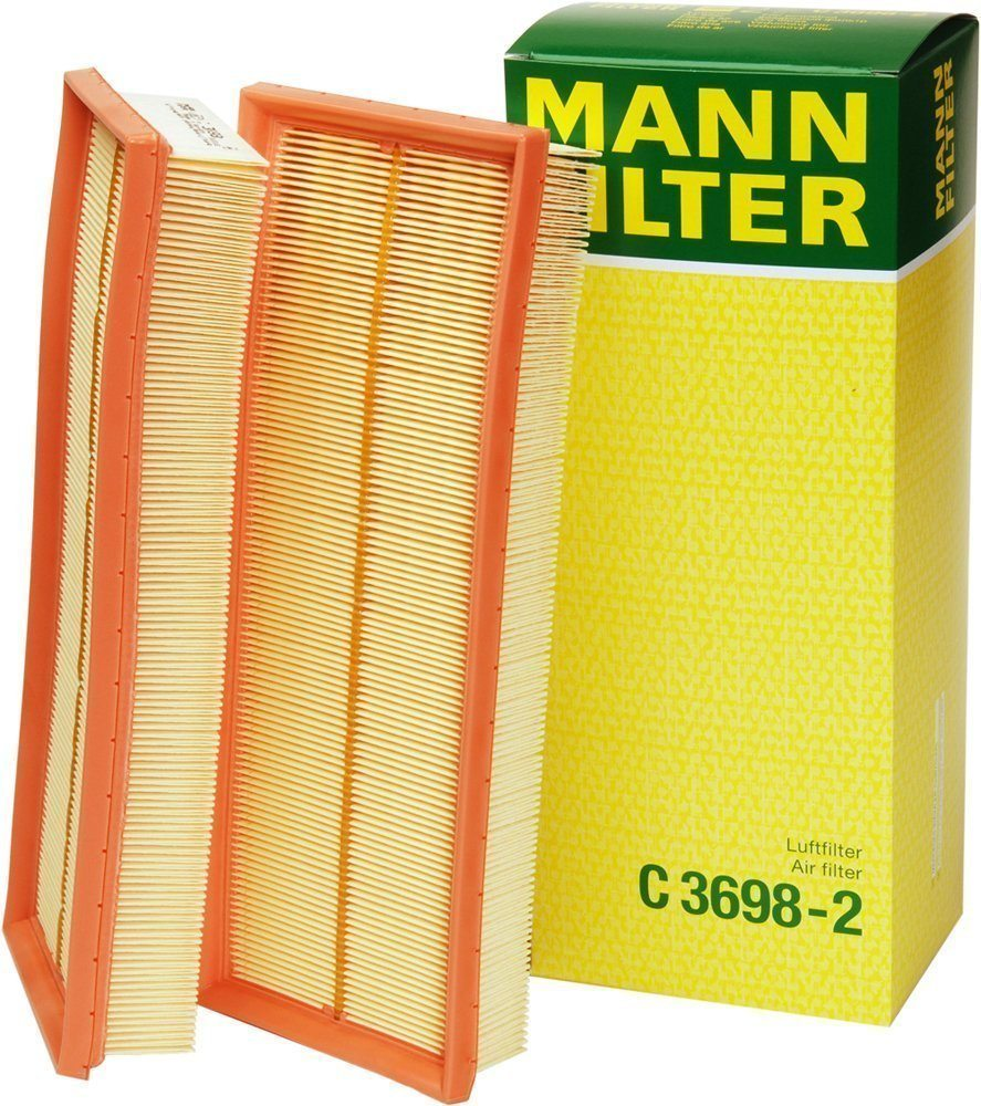 mann air filter best for performance