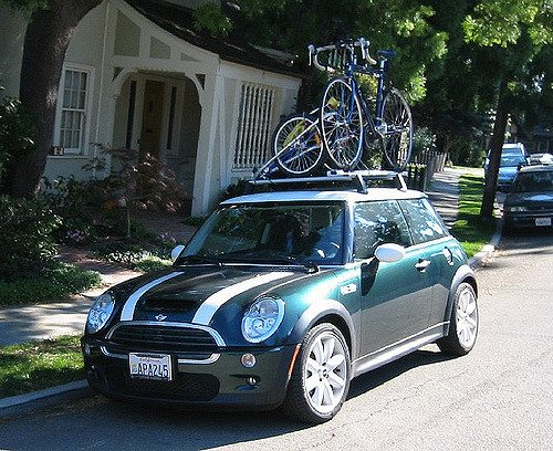 roof rack for bikes