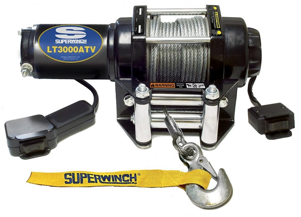 5 best off road winches for the money heavy duty electric. Black Bedroom Furniture Sets. Home Design Ideas