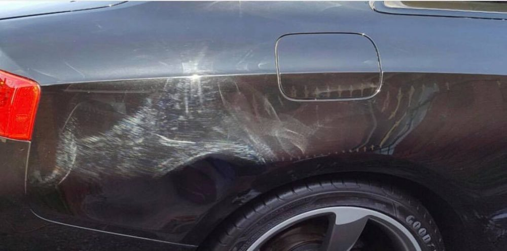 Swirl Marks On Car