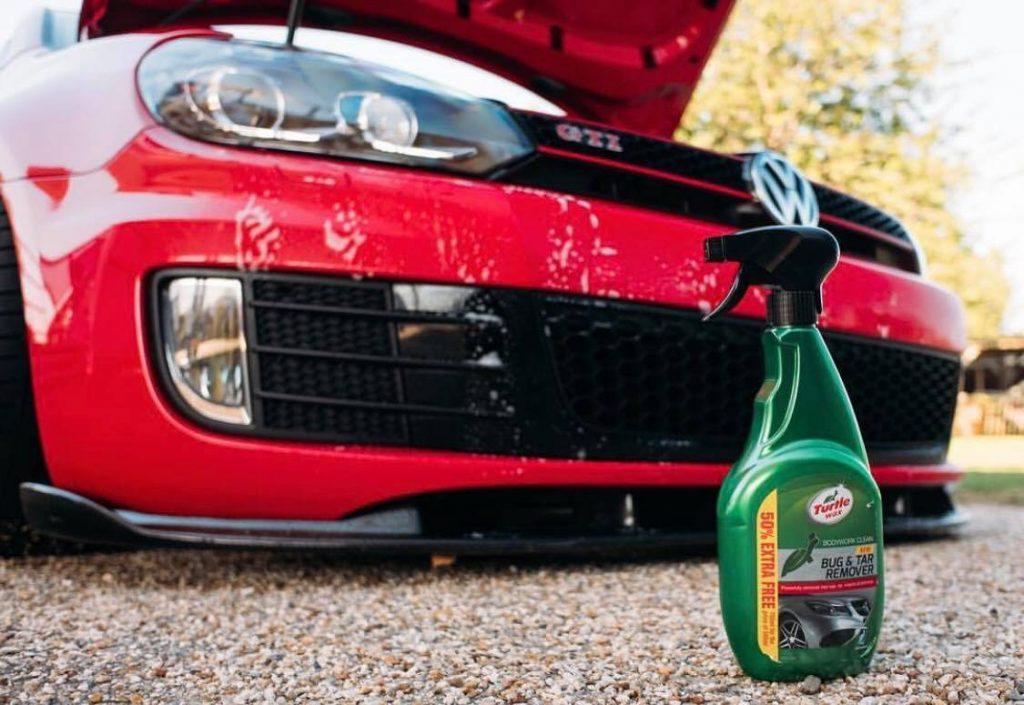 Tar Remover For Cars