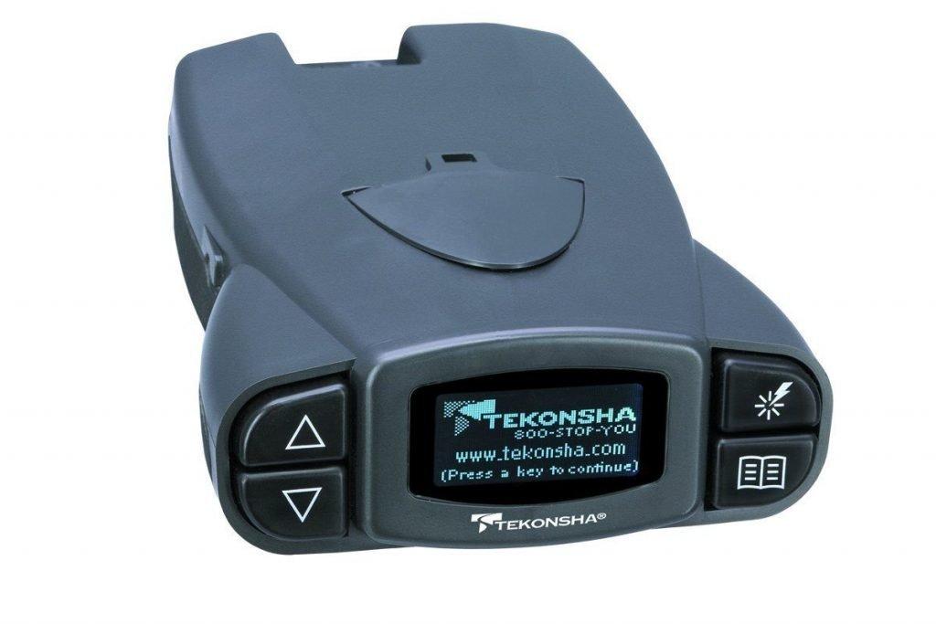 Tekonsha 90195 trailer brake controller