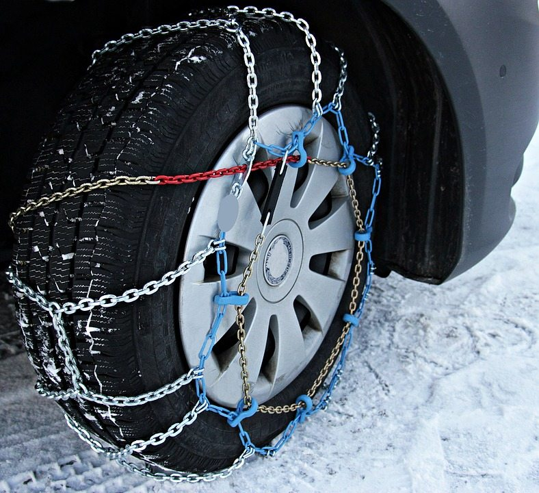 chains for snow tires