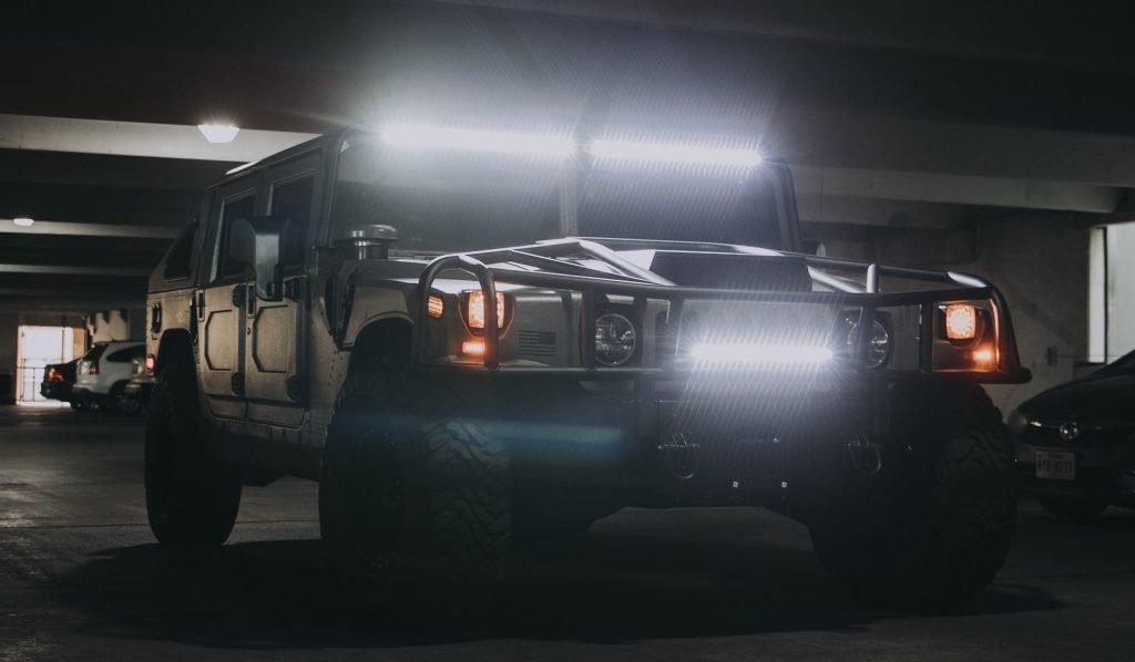 Truck Light Bar