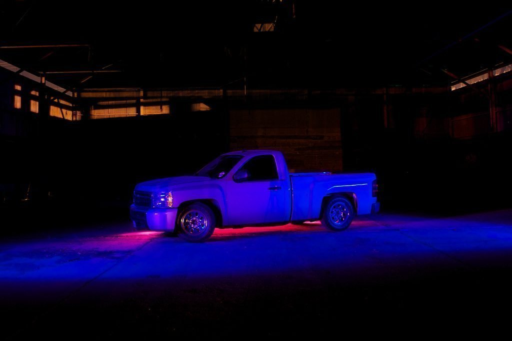 Underglow Kit For Truck