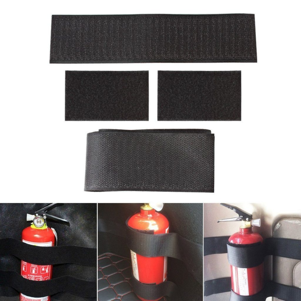 jecr universal strap for fire extinguisher