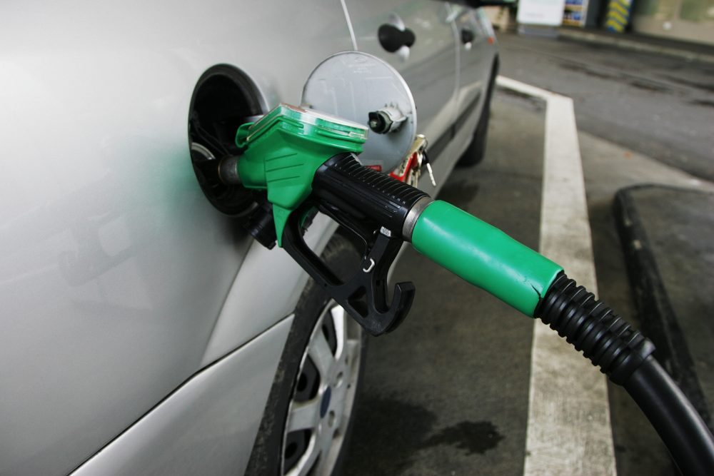 wrong fuel in car