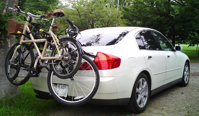 best bike rack for car trunk