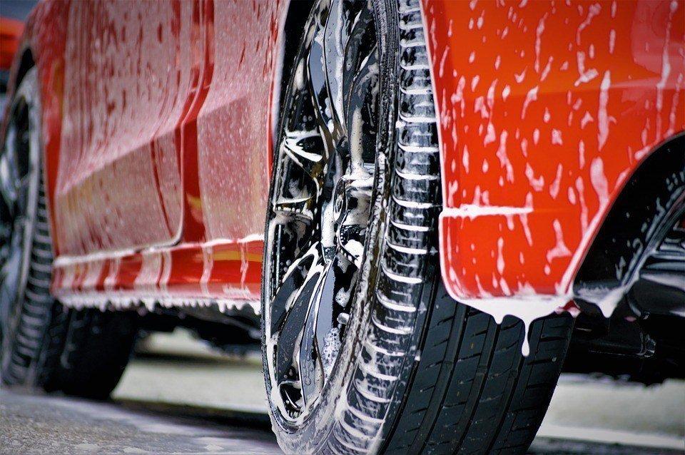 best car wheel brush
