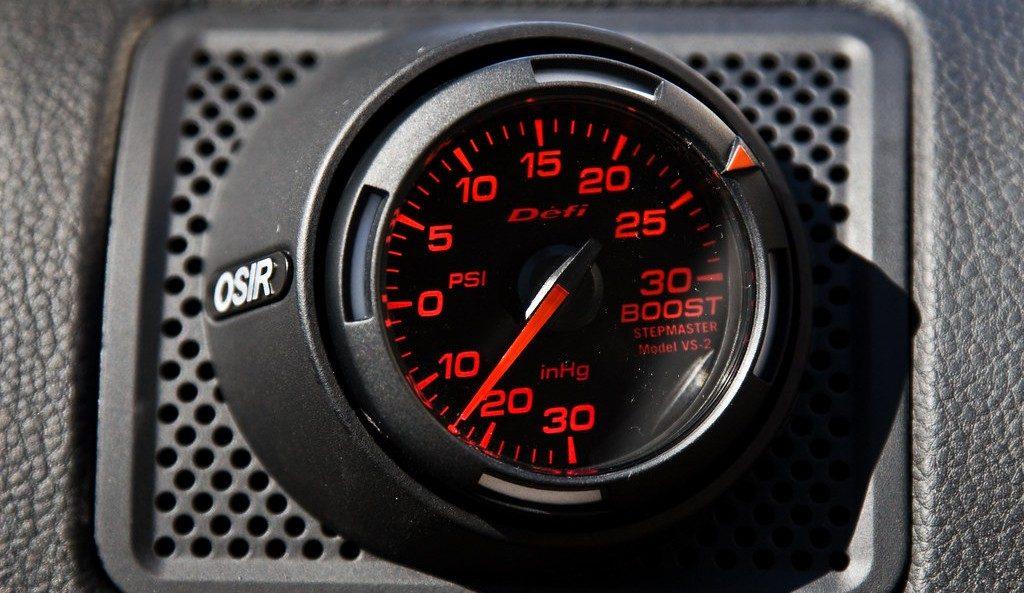 best digital boost gauge