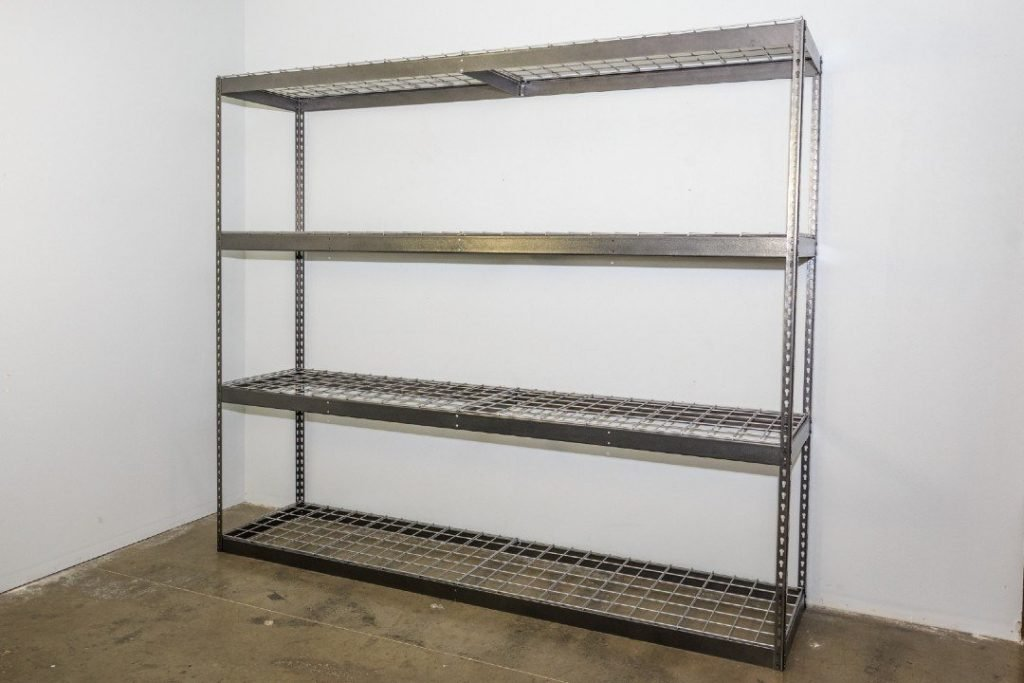 best garage shelving system
