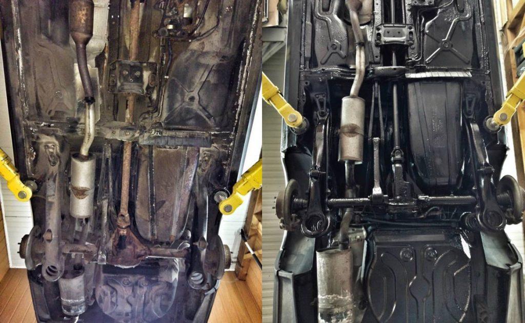 best undercoating to prevent rust