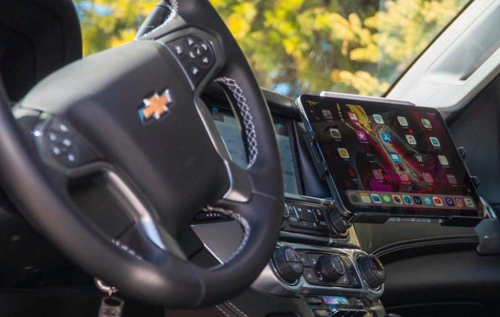 iPad Car Mount