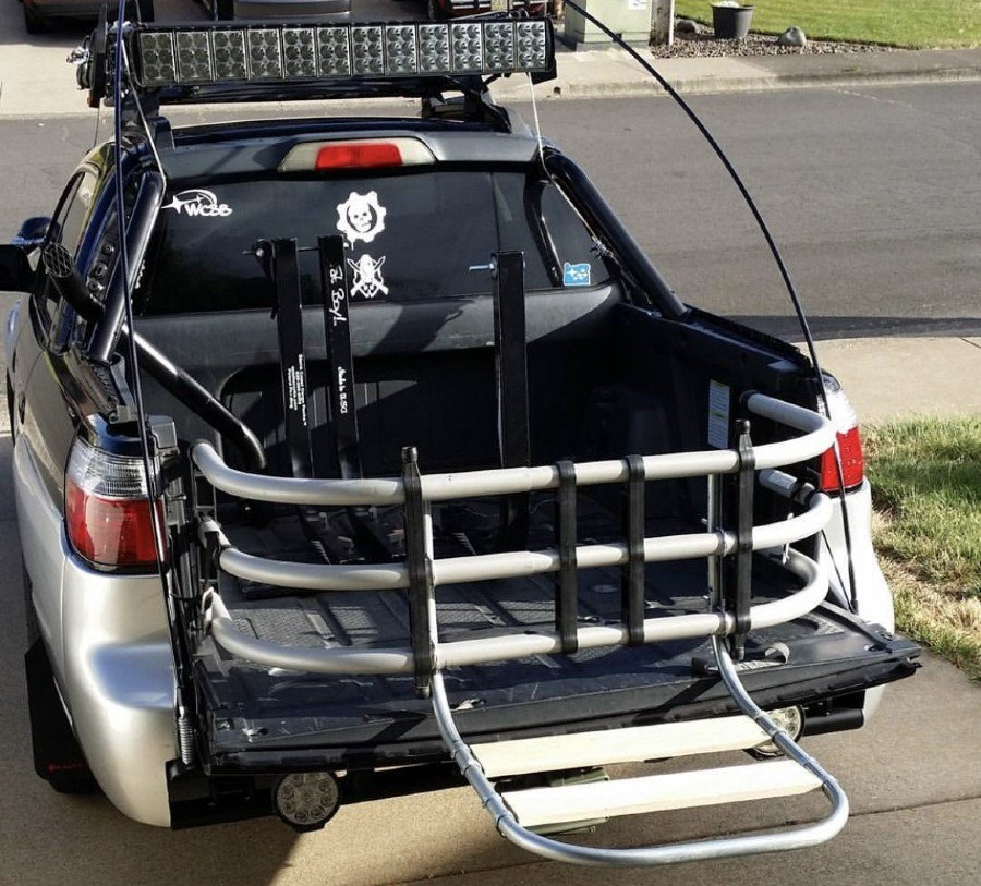 pickup truck bed extender