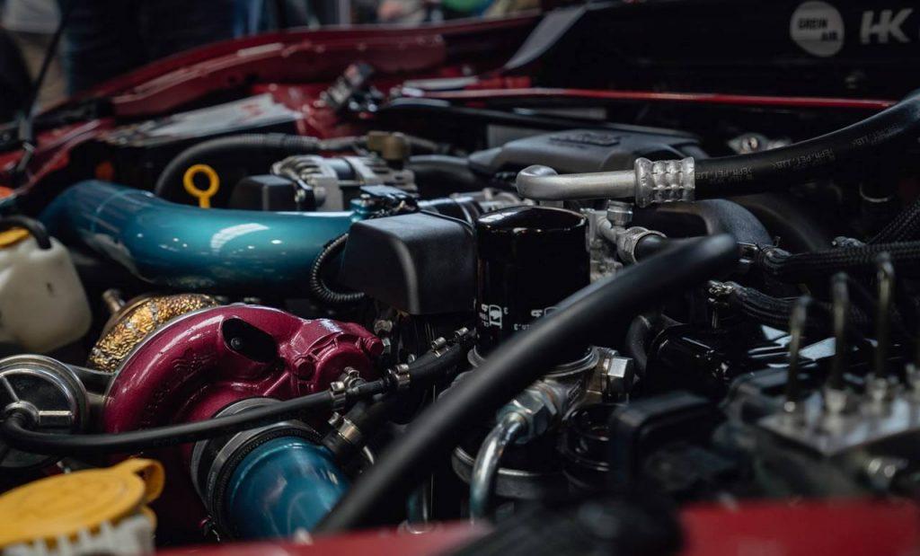 turbo blow off valve